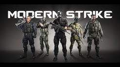 Modern Strike Online: PvP FPS - Gameplay IOS & Android