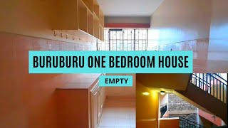 EMPTY one bedroom  apartment tour 2020 (buruburu, Nairobi) | cost of housing in eastlands