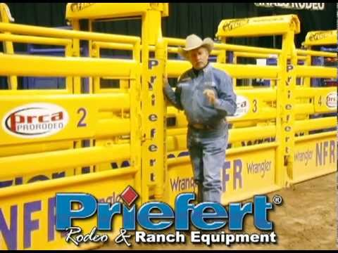 Bob Tallman And Priefert Equipment