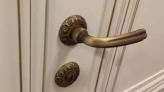 видео Дверные ручки Archie для межкомнатных дверей
