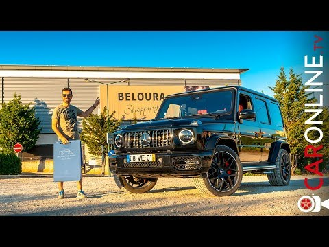 +200.000 Eur pelo MERCEDES-BENZ G63 AMG [Review Portugal]