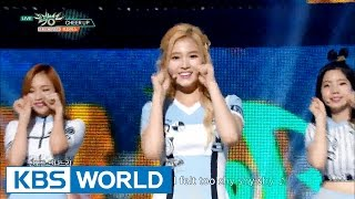 Twice (트와이스) - cheer up ------------------------------------------------ subscribe kbs world official : http://www./kbsworld --------------...