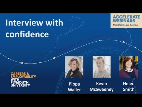 Interview with confidence – webinar recording