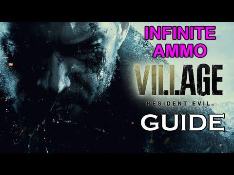 Resident Evil Village - Infinite Ammo [GUIDE]