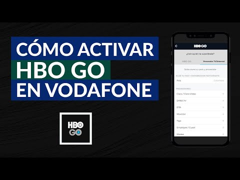 Cómo Puedo Activar HBO en Vodafone