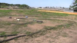 2015/05/05 水戸RCランド ビクトリー オフロードコース オフ車ミーティ...