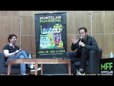 Patrick Wilson with Christian Borle at Montclair Film Festival