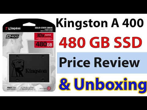 kingston-a-400-ssd-480-gb-||-kingston-ssd-review-||-unboxing-||-kingston-a400-ssd-price