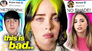 Billie Eilish GETS HATE For THIS..?!, Kenzie Ziegler BACKLASH, Peaches THREATENS Diego's FRIENDS