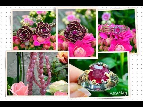 РУБИН 🌹 Энциклопедия Ювелирных Камней 🌹 Чарующие Самоцветы 🌹🌹🌹