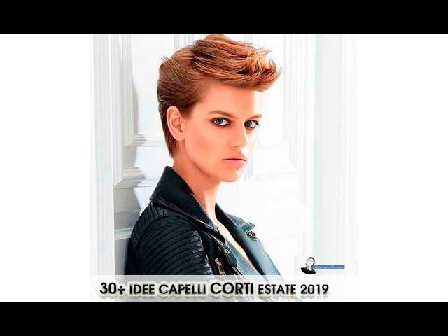 Capelli corti 2019