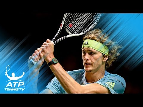 Zverev, Berdych reach round two | Rotterdam 2018 Highlights Day 1