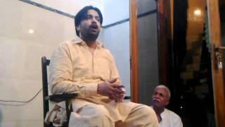 Allama aqil raza zaidi majalis at imam bargha Darbar-e-hussain 4\4