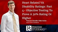 How to Get a VA Heart Disability Rating of 30% or Higher