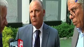 هاني أبوريدة : اتحاد كرة القدم محصن بحكم القانون حتى 30 نوفمبر