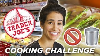 Home_Chef_Tries_The_No_Trash_Trader_Joe's_Challenge