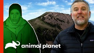 Inexplicable Light Appears While The Team Investigates Yamsay Mountain | Finding Bigfoot