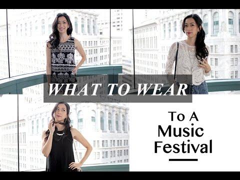 Music Festival Fashion 2015 | LookMazing