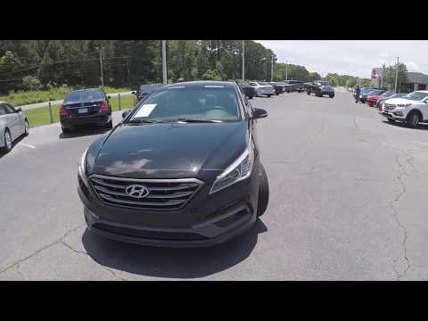 Walkaround Review of 2015 Hyundai Sonata R4073A