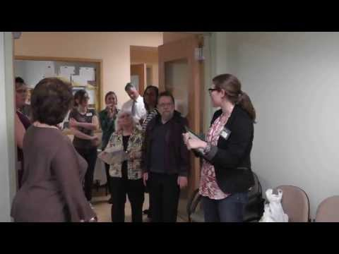 UMBC Arbutus Senior Center Project- Reception