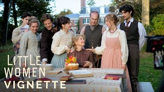 LITTLE WOMEN Vignette - Behind-The-Scenes