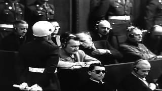 War Crimes Trials, Nuremberg, Germany, 11/27/1945 (full)