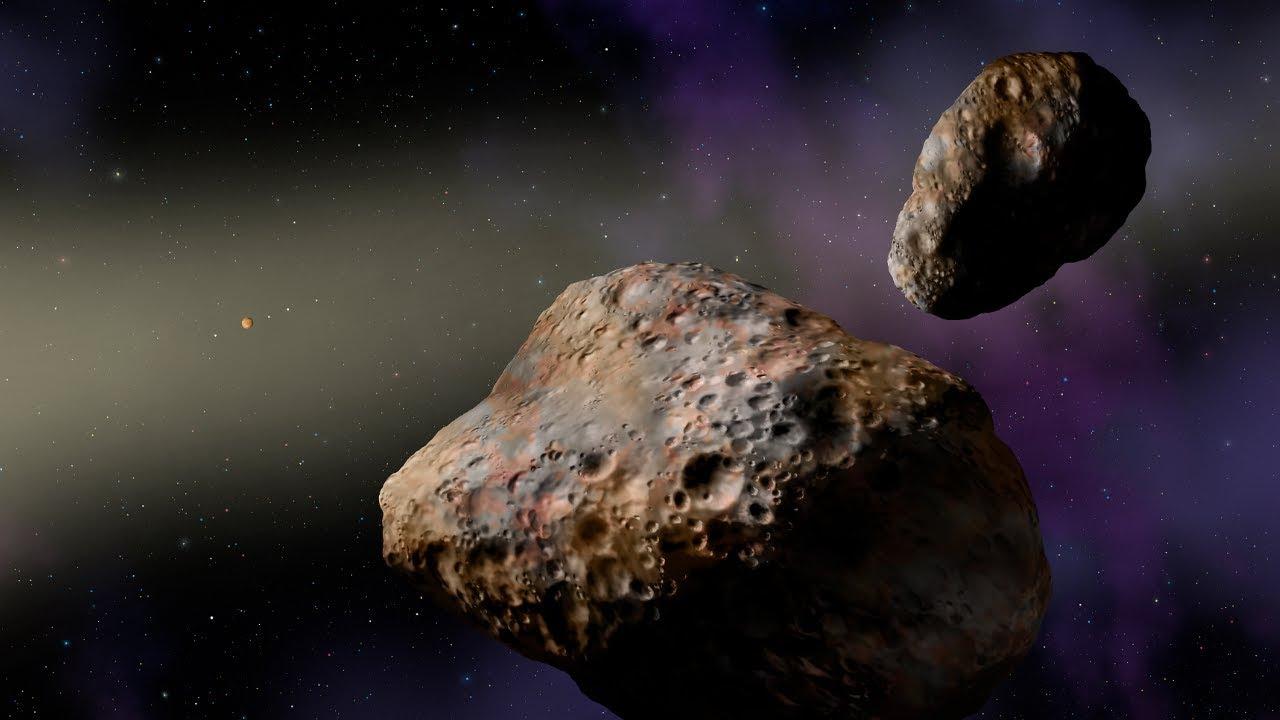 Троянские астероиды. Объекты Солнечной системы
