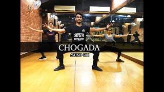 Chogada Tara || Ashish Giri Choreography || Loveratri - Garba Dance