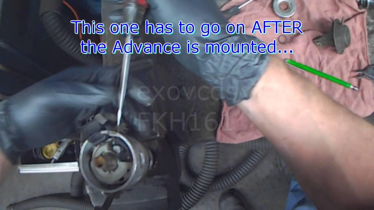 62 vw beetle wiring diagram    vw    a2 distributor hall sensor replacement  vacuum advance     vw    a2 distributor hall sensor replacement  vacuum advance