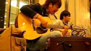 2011.4.23 名古屋ななちゃん前ストリート.