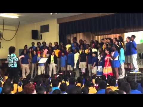 True Colors by Calverton Elementary School Chorus