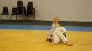 Alan Northampton Judo Contra ataque