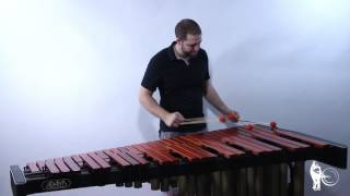 Adams MSPV43 Soloist 4.3 Octave Padouk Marimba Overview