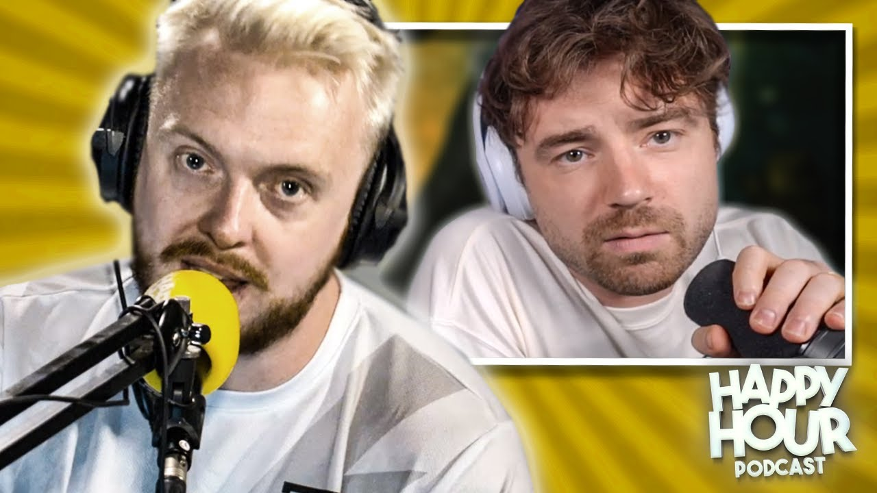 JaackMaate Responds To Laurence McKenna's Comments About Clash Of Creators