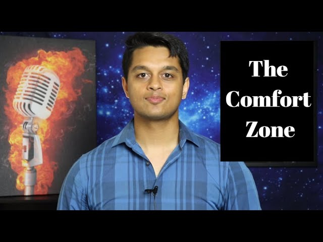 Overcoming the Comfort Zone with the 2 by 2 Formula!