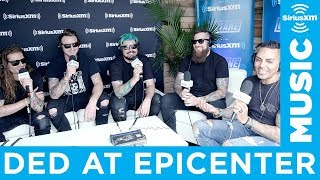 Ded Beatboxes with Jose Mangin, Dishes on Upcoming Tour Dates & Joe's New Girlfriend at Epicenter
