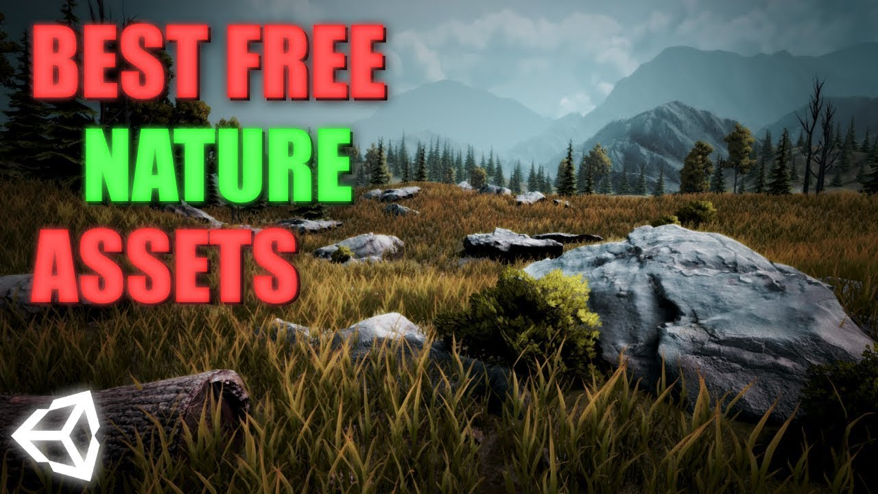 Best Free Nature Assets | Unity Asset Store 2019