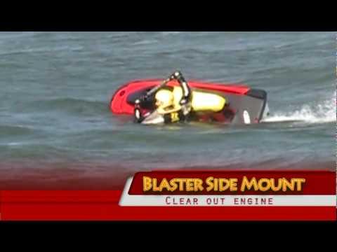 Blaster Side Mount - Fatty Edition