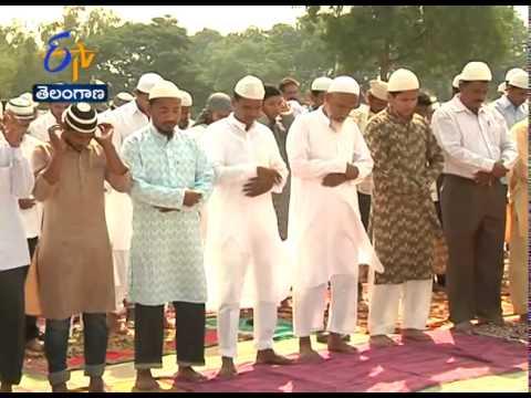 Eid-al-Adha Celebrated All Over Telangana