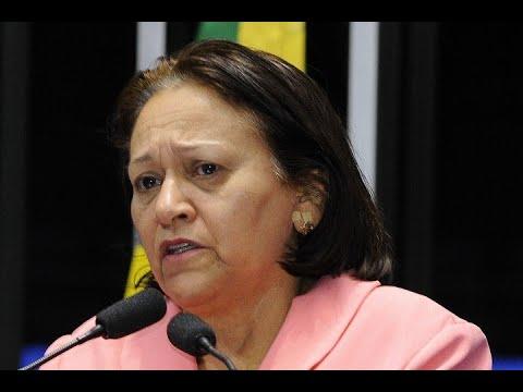 Fátima Bezerra aponta descaso do governo federal com a educação