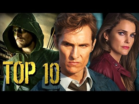 Top 10 TV Badasses!!