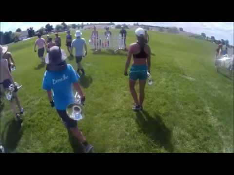 Columbians 2016 Lead Trumpet Cam