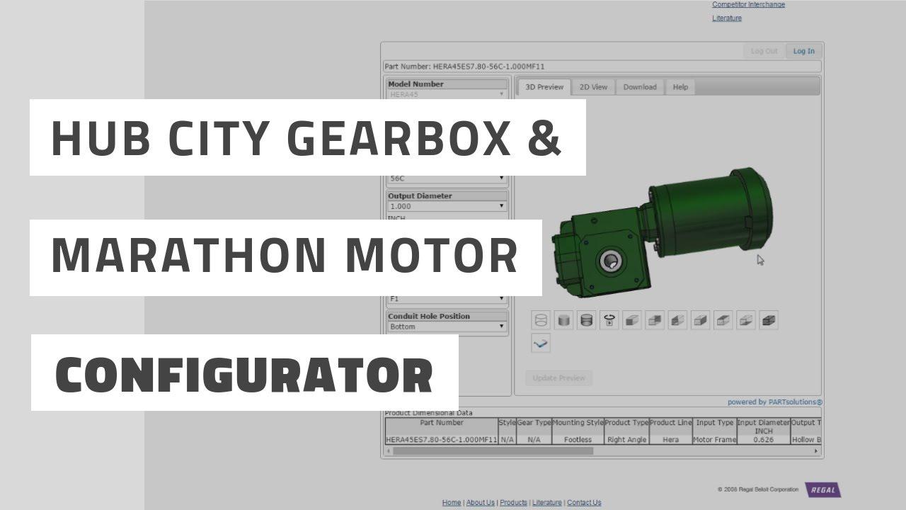 regal beloit hub city gearbox marathon motor configurator regal beloit hub city gearbox marathon motor configurator