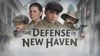 The Defense of New Haven (2016) | Trailer | Amelia Steege