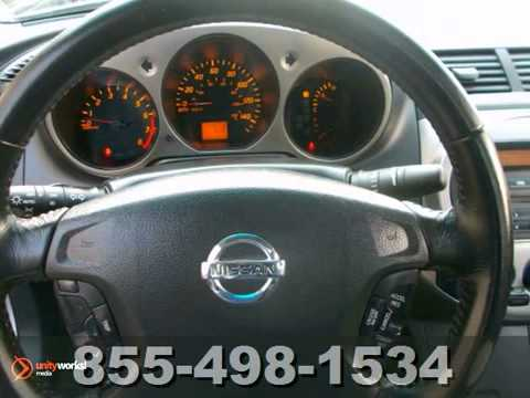 2003 Nissan Altima Rockville MD Washington-DC, MD #M13138A