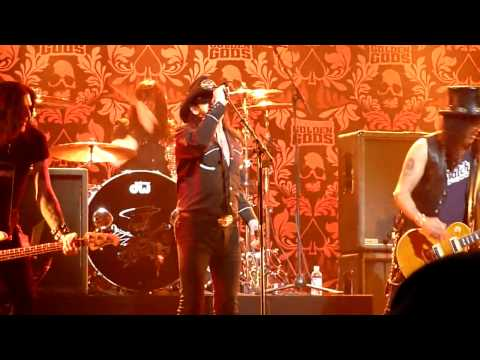 Slash & Lemmy – Doctor Alibi (Live) @ The Revolver Golden Gods Awards 2010