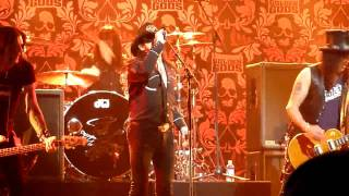 Slash & Lemmy - Doctor Alibi (Live) @ The Revolver Golden Gods Awards 2010
