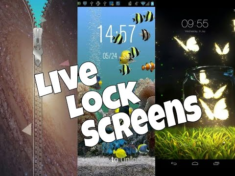Live Lock Screens | Galaxy S7 Edge