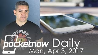 iPhone X GPU changes, Bixby on the Galaxy S7 and more   Pocketnow Daily