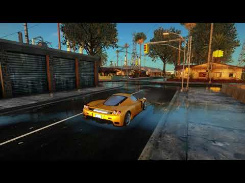 GTA San Andreas - Best CAR PACK 2018